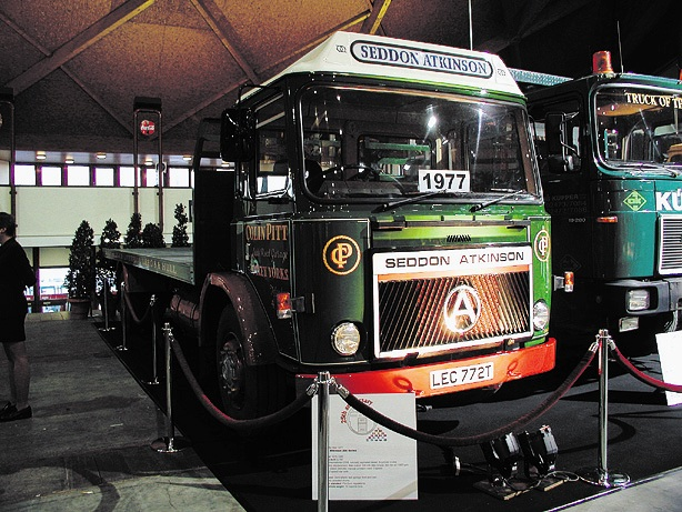 1977 Seddon Atkinson Lorry Of The Year