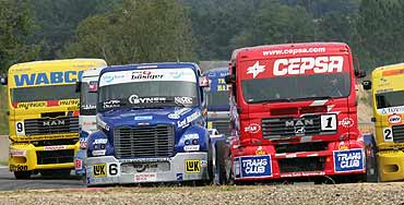 FIA Europsko kamionsko prvenstvo