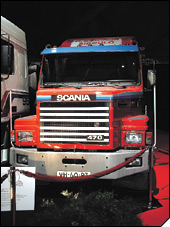 Scania 3 -kamion godine 1989.