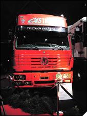 Mercedes SK - kamion godine 1990.