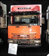 Iveco EuroCargo 120E23 - kamion godine 1992.