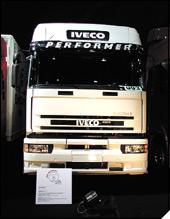 Iveco Eurotech 440E42 - kamion godine 1993.