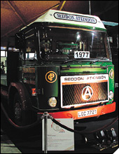 Seddon Atkinson - kamion godine 1977