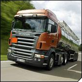 Scania R- kamion godine 2005.
