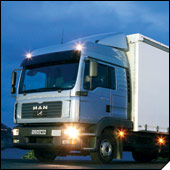 MAN TGL - kamion godine 2006.
