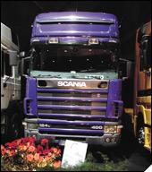 Scania4 - kamion godine 1996.