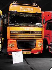 DAF 95XF - kamion godine 1998.