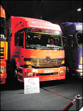 Mercedes Atego - kamion godine 1999.