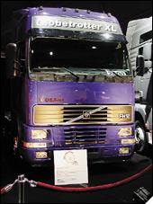 Volvo FH - kamion godine 2000.