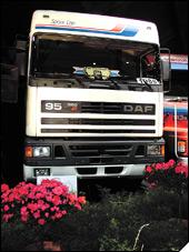 DAF 95 - kamion godine 1988.