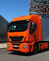 Iveco Stralis Hi-Way - truck of the year 2013