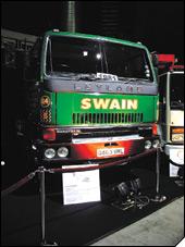Leyland T45 Roadtrain - kamion godine 1981.