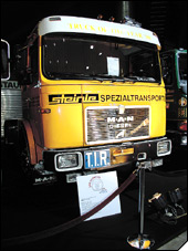 MAN 321- kamion godine 1980
