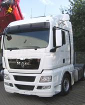 MAN TGS/TGX - Kamion godine 2008.