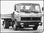 Mercedes-Benz LN2 - kamion godine 1985.