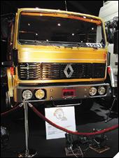 Renault G260-290 - kamion godine 1983.