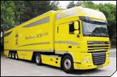 DAF XF105 - kamion godine 2007.