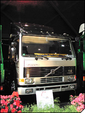 Volvo FL - kamion godine 1986.