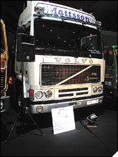 Volvo F10 - kamion godine 1984.