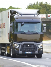 Renault Trucks T - Truck of the year 2015