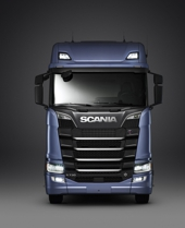 Scania nova serija - kamion godine 2017
