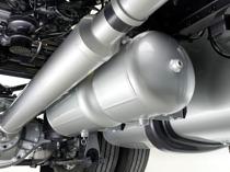 DAF XF105 - zračni spremnik