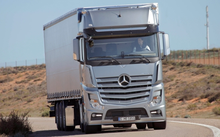 Wallpaper Actros