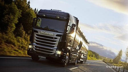 Wallpaper Scania