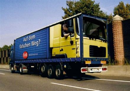 Kamion godine 2008.