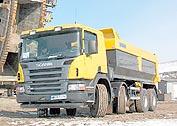 Scania osvaja i Indiju
