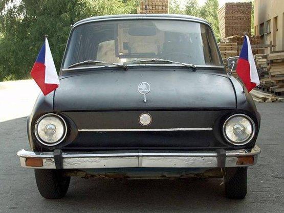 Predsjednička limuzina na češki način