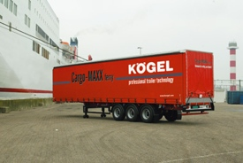 Kögel Trailer Points