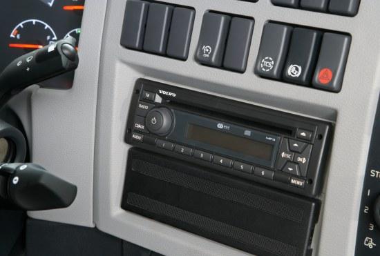 Volvo Trucks audio sustav