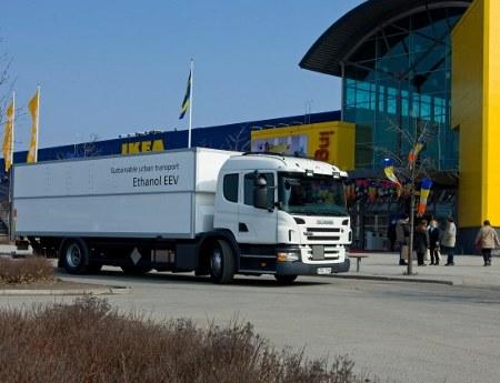 Svjetska premijera Scania kamiona pogonjenih etanolom