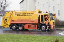 Hibridni kamioni Volvo - praktični testovi u Švedskoj