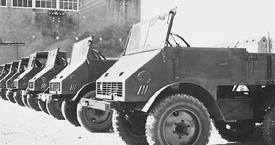 Početak proizvodnje Boehringer Unimoga