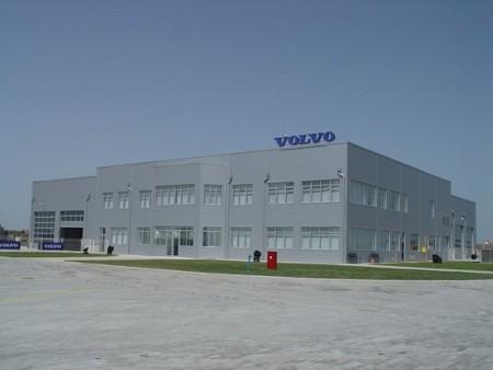3000 m2 novog Volvo prodajno-servisnog centra pokraj Beograda