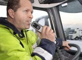 Volvo Trucks Alcolock