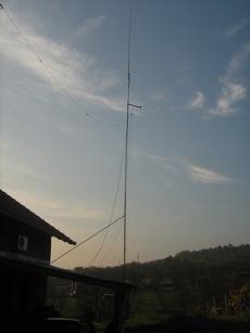 Radio-antena