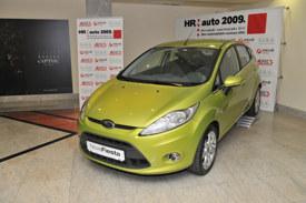 HR Auto 2009 - Ford Fiesta