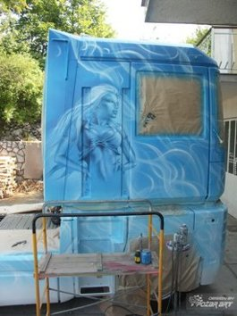 Airbrush by PozarArt
