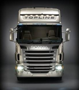 Kamion 2010 godine: Scania R
