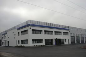 Novi Volvo Truck Centar u Zagrebu