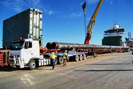 Worlds longest loads