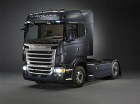 Scania R - ponosni stav pobjednika