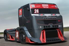 Truck Racing 2010: Renault Trucks, MKR Technology i Markus Bösiger