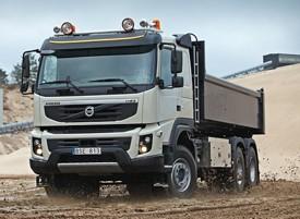 Volvo FMX - snažni građevinac