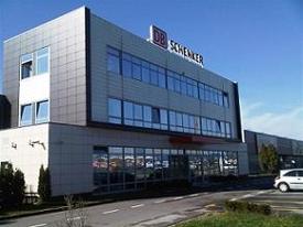 DB Schenker otvorio novi terminal u Zagrebu