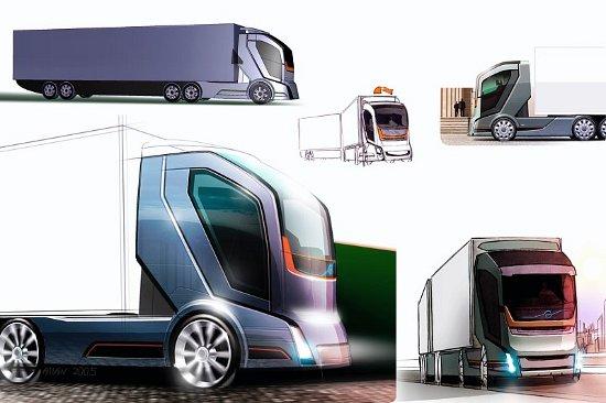 Volvo Concept nacrti