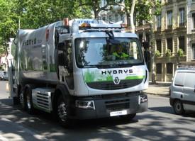Napredak druge generacije kamiona Premium Hybrys
